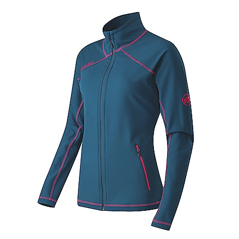 Ski On Sale. Free Shipping. Mammut Women's Freeride Jacket DECENT FEATURES of the Mammut Women's Freeride Jacket Waffle backing retains heat Durable and fast-drying outside, soft and warm inside Lots of freedom of movement Flatlock, non-protruding seams 2 zip pockets Areas of Use: Alpine Skiing, Freeriding / Boarding The SPECS Weight: 290 g Main Fabric: 100% Polyester - $82.99