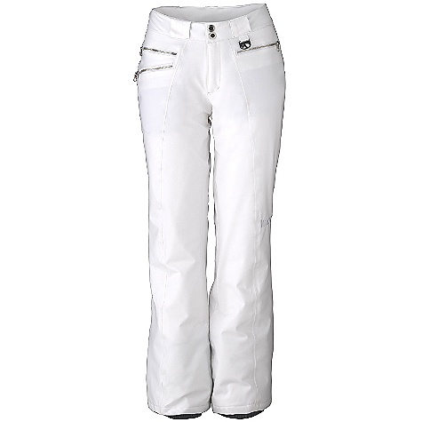 Free Shipping. Marker Women's Lauren Pant DECENT FEATURES of the Marker Women's Lauren Pant Strategically Seam Sealed Lower Leg Gusset with Internal Powder Cuff and Gripper Elastic Scuff Guards Front and Back Hand Pockets Mid Rise Straight Leg 2in. Adjustable Hem YKK Zippers 31in. Inseam The SPECS 100% Polyester Stretch 10.000mm Waterproof Breathable Windproof 175g/m2 Insulated Hanging Tricot Taffeta - $229.95