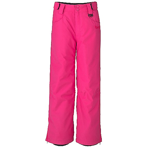 Free Shipping. Marker Girls' Countess Pant DECENT FEATURES of the Marker Girls' Countess Pant Critically Seam Sealed Adjustable External Velcro Waistband Tabs Scuff Guards Articulated Knees Powder Cuff with Gripper Elastic Jean Pocket Detailing YKK Zippers CPSIA Approved The SPECS Inseam: 25in. 100% Polester Twill 5.0 oz/ yd Insulation: 100% Polyester 80gm - $139.50