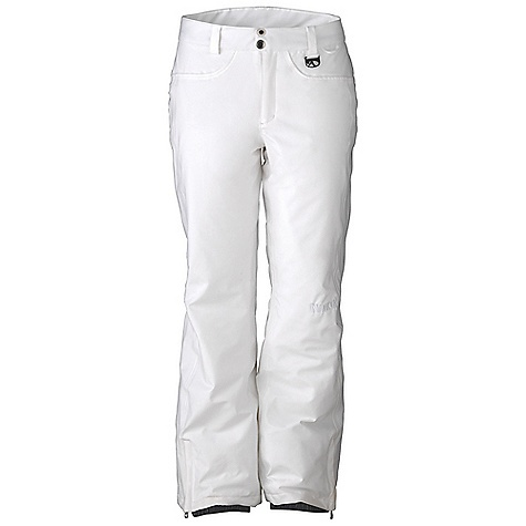 Free Shipping. Marker Women's Andrea Pant DECENT FEATURES of the Marker Women's Andrea Pant Strategically Seam Sealed Lower Leg Gusset with Internal Powder Cuff and Gripper Elastic Front and Back Hand Pockets Regular Rise Flare Leg 2in. Adjustable Hem YKK Zippers 31in. Inseam The SPECS 100% Polyester Stretch 10.000mm Waterproof Breathable Windproof 175g/m2 Insulated Hanging Tricot Taffeta Inseam: 29in. - $229.95