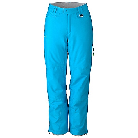 Free Shipping. Marker Women's Ava Pant DECENT FEATURES of the Marker Women's Ava Pant Fully Seam Sealed Adjustable Internal Velcro Waistband Tabs Lower Leg Gusset with Internal Powder Cuff and Gripper Elastic Inner Thigh Vents Scuff Guards Articulated Knees YKK Zippers The SPECS Inseam: 31.5in. Insulation: 100% Polyester 60gm 100% Recycled Polyester Twill 4.8 oz/yd - $189.95