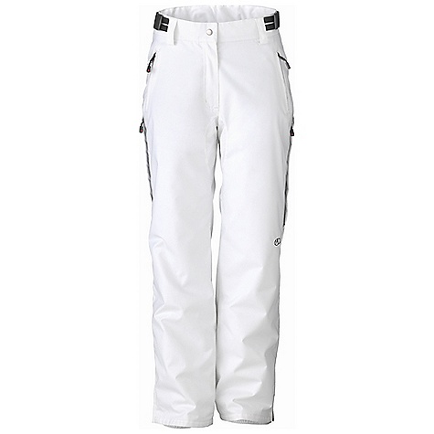 Free Shipping. Marker Women's Betty Insulated Pant DECENT FEATURES of the Marker Women's Betty Insulated Pant Fully Seam Sealed Front and Back Zippered Pockets Fully adjustable Velcro waistband Internal Powder Cuff with Gripper Elastic Scuff Guards Zippered Thigh Vents YKK Zippers The SPECS Inseam: 31in. Insulation: 100% Polyester 60gm 100% Nylon, 5,000 MM Breathablility/Waterproof, Windproof - $118.95
