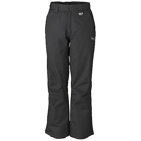 Free Shipping. Marker Women's Gillette Waist Pant DECENT FEATURES of the Marker Women's Gillette Waist Pant Adjustable Waist Elastic Articulated Knees Brushed Tricot Lined Pockets Hand Pockets Lower Leg Gusset with Internal Powder Cuff and Gripper Elastic Scuff Guards Strategically Seam Sealed YKK Zippers The SPECS Inseam: 30.5in. 100% Nylon Taslan Dobby 4.4 oz/yd Insulation: 100% Polyester 80gm - $88.95