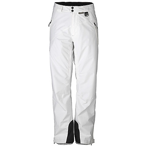 Free Shipping. Marker Women's Meteorite Insulated Pant DECENT FEATURES of the Marker Women's Meteorite Insulated Pant Fully Seam Sealed Inner Thigh Ventilation with YKK Zippers and Power Mesh Backing Adjustable Internal Button Waistband Tabs Lower Leg Gusset with Internal Powder Cuff and Gripper Elastic Scuff Guards Multiple Exterior Pockets Articulated Knees Alpine Fit YKK Zippers The SPECS Gore-Tex Performance 2L 100% Polyester Waterproof Breathable Windproof 153g/ m2 Brushed Tricot Power Mesh Taffeta 60 GM Inseam: 31in. regular, 29in. petite - $279.95