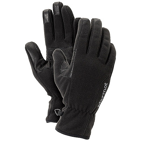 Free Shipping. Marmot Women's Windstopper Glove DECENT FEATURES of the Marmot Women's Windstopper Glove Gore Windstopper Falcon Grip Reinforced The SPECS Weight: 2.4 oz / 68 g Gore Windstopper 100% Polyester 8.5 oz/yd Reinforcement: Washable Digital Hairsheep Leather 0.5 - 0.6mm - $49.95