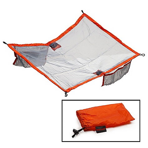 Camp and Hike On Sale. Marmot Gear Loft DECENT FEATURES of the Marmot Gear Loft One Size Fits All Gear Loft The SPECS Maximum Weight: 6 oz / 0.17 kg - $16.99
