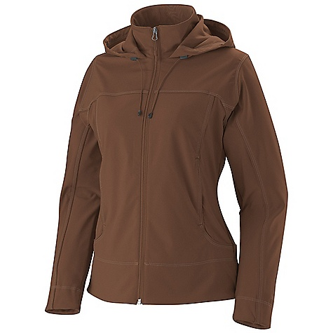 On Sale. Free Shipping. Marmot Women's Summerset Jacket DECENT FEATURES of the Marmot Women's Summerset Jacket Marmot M3 Softshell Water Repellent and Breathable 4-Way Stretch Fabric Attached Adjustable Hood Zippered Handwarmer Pockets Internal Rib Knit Cuffs Rib Knit Collar The SPECS Weight: 1 lb 4.1 oz / 569.8 g Material: Softshell Double Weave 88% Polyester12% Elastane Stretch 6.6 oz/yd Center Back Length: 25.5in. Fit: Regular - $73.99