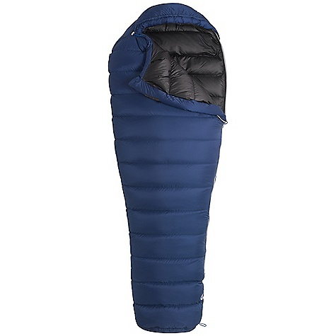 Camp and Hike Free Shipping. Marmot Helium MemBrain 15F Sleeping Bag DECENT FEATURES of the Marmot Helium MemBrain 15F Sleeping Bag Filled and Finished in Santa Rosa, California Certified 850+ Fill Power Goose Down EN Tested Pertex Shield Waterproof/ Breathable Shell Pertex Microlight Lining Fabric Passive Collar Classic Trapezoidal Foot Box Hood Draw Cord Insulated Draft Tube Nautilus 6-Baffle Hood Stretch Tricot Baffles Stuff and Storage Sack Included Velcro-free Face Muff Zipper Guards Zipper Garage The SPECS Temperature Rating: 15deg F / -9deg C EN Tested Comfort: 25.5deg F / -3.6deg C EN Tested Lower Limit: 13.8deg F / -10.1deg C EN Tested Extreme: -19.8deg F / -28.8deg C Zip Option: Left Zip Fill: 850+ Fill Power Goose Down Insulation: 850+ Fill Power Goose Down Lining: 20 Denier 100% Recycled Polyester Mini Ripstop DWR 1.0 oz/yd MemBrain 2L 100% Nylon Ripstop 2.3 oz/yd The SPECS for Regular Weight: 2 lbs 5.05 oz / 1050 g Length: 6'0in. The SPECS for Long Weight: 2 lbs 9 oz / 1162 g - $468.95