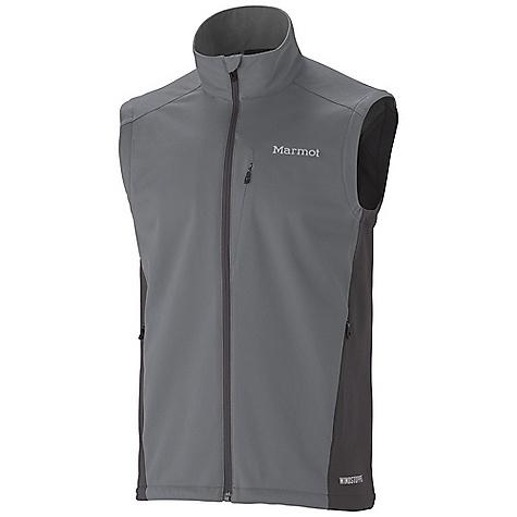 Free Shipping. Marmot Men's Leadville Vest DECENT FEATURES of the Marmot Men's Leadville Vest Gore Windstopper Marmot M2 Softshell Windproof, Water Resistant, and Breathable Hand Pockets with Concealed Zippers Chest Pocket with Concealed Zipper Venting Side Panels Reflective Logos Elastic Draw Cord Hem The SPECS Weight: 11.6 oz / 328.9 g Center Back Length: 28in. Fit: Athletic Windstopper Softshell 100% Polyester Stretch 5.4 oz/yd Softshell Double Weave: 90% Polyester, 10% Elastane Stretch 7.3 oz/yd - $124.95