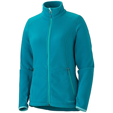 Free Shipping. Marmot Women's Flashpoint Jacket DECENT FEATURES of the Marmot Women's Flashpoint Jacket Polartec Classic 100 Micro Flat Lock Construction Zippered Chest Pocket Zippered Handwarmer Pockets Elastic Bound Cuffs Elastic Draw Cord Hem The SPECS Weight: 10.6 oz / 300.5 g Material: PolartecClassic 100 100%Polyester Micro Fleece 4.6 oz/yd Center Back Length: 26in. Fit: Regular - $89.95