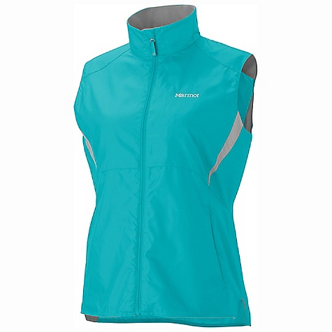 On Sale. Free Shipping. Marmot Women's Driclime Vest DECENT FEATURES of the Marmot Women's Driclime Vest Wind Resistant, Water Repellent, and Breathable DriClime Bi-Component Wicking Lining Hand Pockets Interior Pocket DriClime Lined Collar and Chin Guard Reflective Logos The SPECS Weight: 6.1 oz / 172.9 g Material: 100% Polyester DWR Ottaman 2.2 oz/yd Center Back Length: 25.5in. Fit: Regular - $58.99