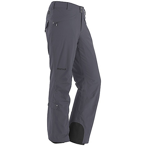 Free Shipping. Marmot Women's Skyline Insulated Pant FEATURES of the Marmot Women's Skyline Insulated Pant Marmot MemBrain Waterproof/Breathable Fabric 100% seam taped 2-layer construction Thermal R Insulation Zippered Hand Pockets Flapped Back Pocket Ankle Pocket Adjustable Waist with Snap Closure and Zip Fly Reversed Brushed Tricot Seat and Thighs Internal Gaiters with Gripper Elastic Cordura Scuff Guard Moisture-wicking - $164.95