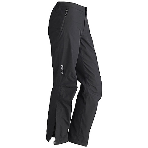Free Shipping. Marmot Women's Minimalist Pant FEATURES of the Marmot Women's Minimalist Pant Gore-Tex with Paclite Technology 100% Seam Taped Hand Pockets with Water Resistant Zipper Elastic Waist with Snap Closure and Zip Fly Articulated Knees Ankle Zippers - $164.95