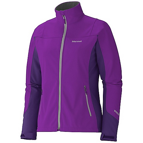 On Sale. Free Shipping. Marmot Women's Leadville Jacket DECENT FEATURES of the Marmot Women's Leadville Jacket Gore Windstopper Marmot M2 Softshell Wind Resistant, Water Repellent, and Breathable Interior Chest Pocket Venting Side Panels Elastic Draw Cord Hem Angel-Wing Movement The SPECS Weight: 13.5 oz / 382.7 g Center Back Length: 24.75in. Fit: Regular Windstopper Softshell 100% Polyester Stretch 5.4 oz/yd Softshell Double Weave: 90% Polyester, 10% Elastane Stretch 7.3 oz/yd - $118.99