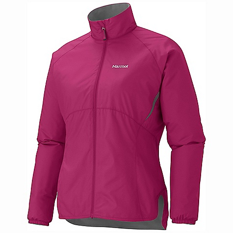 Free Shipping. Marmot Women's Driclime Windshirt DECENT FEATURES of the Marmot Women's Driclime Windshirt Wind Resistant, Water Repellent, and Breathable DriClime Bi-Component Wicking Lining Interior Pocket DriClime Lined Collar and Chin Guard Elastic Cuffs Reflective Logos Angel- Wing Movement The SPECS Weight: 8.4 oz / 238.1 g Material: 100% Polyester DWR Ottaman 2.2 oz/yd Center Back Length: 26in. Fit: Regular - $94.95