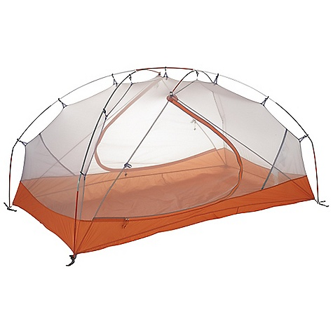 Camp and Hike On Sale. Free Shipping. Marmot Aura 2 Person Tent DECENT FEATURES of the Marmot Aura 2 Person Tent DAC NSL Dual Diameter Green Poles Marmot Knees System Bare Bones Setup No Drip Sidewall Design Optional Gear Loft Available Catenary Cut Floor Optional Footprint Stake Tape Vertical Side Walls The SPECS Capacity: 2 Person Minimum Weight: 4 lbs 6 oz / 1980 g Maximum Weight: 5 lbs 1 oz / 2300 g Pack Weight: 5 lbs 1 oz / 2300 g Dimension: 40in. x 50in. x 88in. / 102 x 127 x 224 cm Floor Area: 30.5 square feet / 2.8 square meter Vestibule Area: 9 square feet / 0.8 square meter Packed Size: 19in. x 6in. / 48 x 15 cm Vestibules: 2 No. of Poles: 3 Pole Type: DAC NSL 9mm Doors: 2 Fly: 40d 100% Nylon Ripstop Silicon/ PU 1800mm W/R, F/R Canopy: 20d No-See-Um-Net F/R Floor: 40d 100% Nylon Ripstop 3000mm W/R, F/R - $259.99