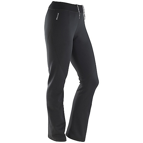 Free Shipping. Marmot Women's Power Stretch Boot Cut Pant DECENT FEATURES of the Marmot Women's Power Stretch Boot Cut Pant Polartec Power Stretch Flat Lock Construction Elastic Waist with Draw Cord Credit Card Pocket Exclusive Weight The SPECS Weight: 7 oz / 198.4 g Material: PolartecPower Stretch 91% Polyester, 9%Elastane 5.9 oz/yd - $89.95