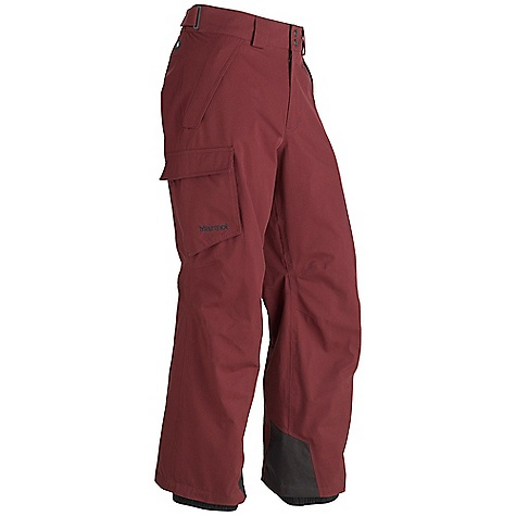Free Shipping. Marmot Men's Motion Cord Pant DECENT FEATURES of the Marmot Men's Motion Cord Pant Marmot MemBrain Bedford Corduroy Waterproof/Breathable Fabric 100% seam taped 2-layer construction Zippered Hand Pockets Zippered Cargo Pocket Adjustable Snap Closure Waist with Fly Zip Internal Gaiters with Gripper Elastic Articulated Knees Cordura Scuff Guard The SPECS Weight: 1 lb 10.6 oz / 754.1 g Fit: Relaxed Material: MemBrain 2L 100% Nylon Cord 6.8 oz/yd - $200.00