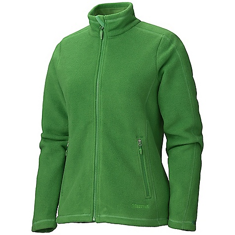 On Sale. Free Shipping. Marmot Women's Furnace Jacket DECENT FEATURES of the Marmot Women's Furnace Jacket Polartec Classic 200 wt Fleece Flat Lock Construction Zippered Handwarmer Pockets Wind Flap Behind Front Zipper with Chin Guard Elastic Draw Cord Hem Zippin Compatible The SPECS Weight: 13 oz / 368.5 g Center Back Length: 24.5in. Fit: Regular Polartec Classic 200 100% Polyester Double Velour Fleece 7.4 oz/yd - $68.99