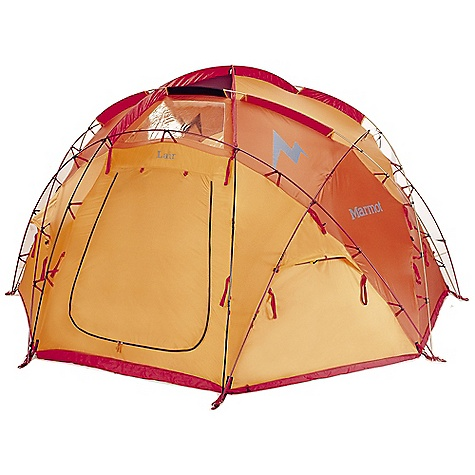 Camp and Hike Free Shipping. Marmot Lair 8P - 8 Person Tent DECENT FEATURES of the Marmot Lair 8P - 8 Person Tent DAC Poles Poled Vestibule Removable Floor Removable Fly Multiple Fly Vents for Moisture Dissipation Adjustable Air Flow Ventilator Superior Pole Structure Window Weld The SPECS Capacity: 8 Person Floor Area: 165 square feet / 15.3 square meter Minimum Weight: 24 lbs / 10890 g Pack Weight: 26 lbs / 11790 g Dimension: 96 x 156 x 156in. / 244 x 396 x 396 cm Vestibules: 1 Vestibule Area: 40 square feet / 3.7 square meter Doors: 2 Pole Type: 10 / DAC DA17 10.2mm/9.5mm Stuff Sack Size: 24 x 30in. / 61 x 76 cm Fly Fabric: 40d 100% Nylon Ripstop Silicon/PU 1800mm W/R, F/R Canopy Fabric: 40d 100% Nylon Ripstop Silicon/PU 1800mm W/R, F/R Floor Fabric: 70d 100% Nylon 5000mm W/R, F/R - $1,998.95