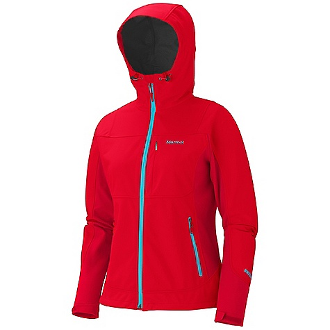 On Sale. Free Shipping. Marmot Women's ROM Jacket DECENT FEATURES of the Marmot Women's ROM Jacket Gore Windstopper Marmot M2 Softshell Wind Resistant, Water Repellent, and Breathable Attached Hood Zippered Handwarmer Pockets Chest Pocket with Concealed Zipper Venting Side Panels Elastic Draw Cord Hem Angel-Wing Movement The SPECS Weight: 14.5 oz / 411.1 g Center Back Length: 24.75in. Fit: Regular Windstopper Softshell 100% Polyester Stretch 5.4 oz/yd Softshell Double Weave: 90% Polyester, 10% Elastane Stretch 7.3 oz/yd - $147.96