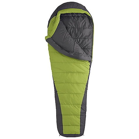 Camp and Hike On Sale. Free Shipping. Marmot Cloudbreak 30F Sleeping Bag DECENT FEATURES of the Marmot Cloudbreak 30F Sleeping Bag EN Tested Body-mapped Insulation Yields Maximum Thermal Efficiency without Added Weight Stuff Sack Included 3D Hood Construction Full Length Zipper Snag less Draft Tube Velcro-free Face Muff Two Hang Loops The SPECS Temperature Rating: 30deg F / -1deg C Comfort: 41.4deg F / 5.2deg C Lower Limit: 32.4deg F / 0.2deg C Extreme: 4.5deg F / -15.3deg C Zip Option: LZ Stuff Sack: 7.5 x 16in. / 19 x 40.6 cm Material: 100% Nylon Micro Rip DWR 1.4 oz/yd Lining: 100% Nylon Plain Weave WR 1.3 oz/yd Insulation: Thermal R The SPECS for Regular Weight: 1 lb 15.8 oz / 900 g Fill Weight: 22 oz / 624 g Shoulder: 60in. / 152.4 cm Hip: 57in. / 145 cm Foot: 38in. / 96.5 cm Size: 6'0in. The SPECS for Long Weight: 2 lbs 3.6 oz / 1010 g Fill Weight: 24in. / 680 g Shoulder: 62in. / 157.5 cm Hip: 59in. / 150 cm Foot: 40in. / 101.6 cm Size: 6'6in. - $134.99