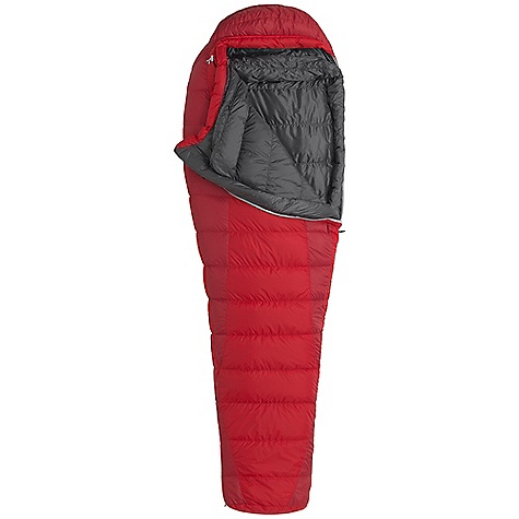 Camp and Hike On Sale. Free Shipping. Marmot Always Summer 45 Sleeping Bag DECENT FEATURES of the Marmot Always Summer 45 Sleeping Bag Certified 600+ Fill Power Goose Down EN Tested Nautilus 5-Baffle Hood Heater Pocket in Foot Box in.Feelyin. Draw Cords Classic Trapezoidal Foot Box Ground-Level Side Seams Hood Draw Cord Locking Zippers Stash Pocket Stretch Tricot Baffles Two Hang Loops Two Way Zipper Sliders Velcro-free Face Muff Zipper Guards Stitch-through Construction Zipper Garage The SPECS Temperature Rating: 45deg F / 7deg C Comfort: 53.6deg F / 12.1deg C Lower Limit: 46.8deg F / 8.2deg C Extreme: 23.4deg F / -4.8deg C Zip Option: LZ, RZ Loft: 3in. Stuff Sack: 6 x 6in. / 15.24 x 43.18 cm Material: 100% Nylon WR 1.4 oz/yd, 100% Nylon Micro Double Ripstop WR/ AC 1.3 oz/yd Lining: 100% Nylon Plain Weave WR 1.3 oz/yd Insulation: 600+ Fill Power Goose Down The SPECS for Regular Weight: 2 lbs 2 oz / 964 g Fill Weight: 9.5 oz / 269 g Girth: 63in. / 160 cm Hip: 57in. / 145 cm Foot: 41in. / 104 cm Size: 6'0in. The SPECS for Long Weight: 2 lbs 6 oz / 1077 g Fill Weight: 11.5 oz / 326 g Girth: 65in. / 165 cm Hip: 59in. / 150 cm Foot: 43in. / 109 cm Size: 6'6in. - $148.99