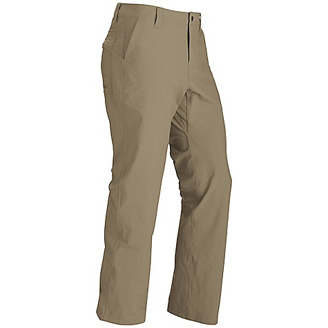 Free Shipping. Marmot Men's Torrey Pant DECENT FEATURES of the Marmot Men's Torrey Pant Blue Sign Approved Fabric Lightweight, Packable, Breathable, Performance Stretch Woven Fabric Ultraviolet Protection Factor (UPF) 40 Abrasion Resistant Nylon Fabric Durable Water-Resistant Finish (DWR) Stretch for Increased Mobility Quick-Drying and Wicking Inseam Gusset Panel for Increased Range of Motion Zipper Secure Back Pockets The SPECS Weight: 12.7 oz / 360 g Material: 96% Nylon, 4% Elastane Plain Weave 4.5 oz/yd Fit: Relaxed Inseam: short: 30in., regular: 32in., long: 34in. - $64.95