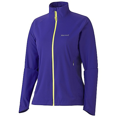 On Sale. Free Shipping. Marmot Women's Paceline Jacket DECENT FEATURES of the Marmot Women's Paceline Jacket Marmot MemBrain 2.5 Waterproof / Breathable Fabric 100% Seam Taped Water Resistant Front Zipper Hand Pockets with Concealed Zippers Stretch Anatomic Articulation Collar Cord Asymmetric Cuffs with Elastic Reflective Logos Elastic Draw Cord Hem Angel-Wing Movement The SPECS Weight: 8.2 oz / 232.5 g Center Back Length: 26.25in. Fit: Athletic Fit Material: MemBrain Strata 100% Nylon Stretch 1.6 oz/yd - $97.99