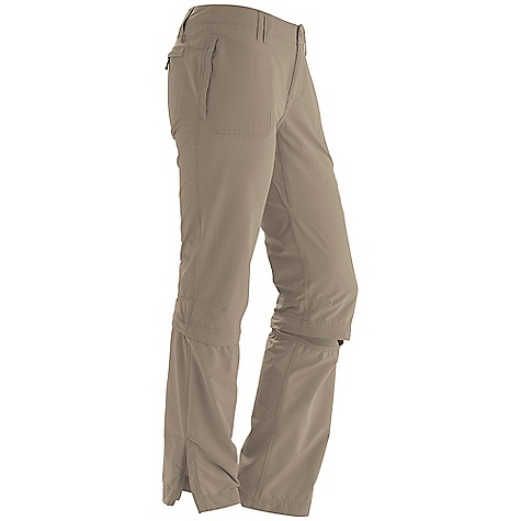 On Sale. Free Shipping. Marmot Women's Lobo's Convertible Pant DECENT FEATURES of the Marmot Women's Lobo's Convertible Pant Blue Sign Approved Fabric Lightweight, Comfortable, Durable, Nylon Stretch Performance Woven Fabric Ultraviolet Protection Factor (UPF) 30 Abrasion Resistant Nylon Fabric Durable Water-Resistant Finish (DWR) Quick-Drying Stretch for Increased Mobility Inseam Gusset Panel Roll-Up Cuff Feature with Decorative Taping Zipper Secure Side Pocket DriClime Interior Waistband for Added Comfort Pant Zips off to Convert into a 9in. Short The SPECS Weight: 9.9 oz / 280.7 g Inseam: 32in. Fit: Regular 93% Nylon 7% Elastane Plain Weave 3.8 oz/yd - $62.36