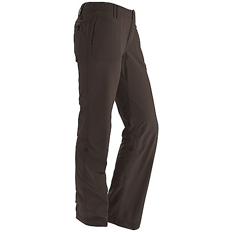 Free Shipping. Marmot Women's Lobo's Pant DECENT FEATURES of the Marmot Women's Lobo's Pant Blue Sign Approved Fabric Lightweight, Comfortable, Durable, Nylon Stretch Performance Woven Fabric Ultraviolet Protection Factor (UPF) 30 Abrasion Resistant Nylon Fabric Durable Water-Resistant Finish (DWR) Quick-Drying Stretch for Increased Mobility Inseam Gusset Panel Roll-Up Cuff Feature with Decorative Taping Zipper Secure Side Pocket DriClime Interior Waistband for Added Comfort The SPECS Weight: 8.5 oz / 241 g Inseam: 32in. Fit: Regular 93% Nylon 7% Elastane Plain Weave 3.8 oz/yd - $67.95