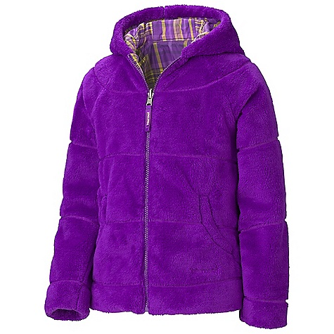 Free Shipping. Marmot Girls' Gemini Jacket DECENT FEATURES of the Marmot Girls' Gemini Jacket Reversible Weather Resistant Polyester Outside Soft Raschel Fleece Inside Handwarmer Pockets The SPECS Weight: 1 lb 6.9 oz / 649.2 g Center Back Length: 20.5in. Fit: Regular 100% Polyester Plaid 2.0 oz/yd 100% Polyester Raschel Fleece 8.5 oz/yd - $89.95