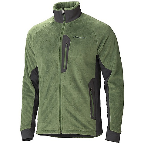 Free Shipping. Marmot Men's Solar Flair Jacket DECENT FEATURES of the Marmot Men's Solar Flair Jacket High Loft Fleece Body Polar Tec Power Stretch Side Panels and Under Arms Flat Lock Construction Zippered Napoleon Pockets Zippered Hand warmer Pockets Polar Tec Power Stretch Cuffs Elastic Draw Cord Hem 100g Spirafil insulation in the body, 80g Spirafil insulation in the sleeves The SPECS Weight: 1 lb 3 oz / 538.6 g Center Back Length: 28.5in. Fit: Regular Material: 100% Polyester Raschel Fleece 9.5 oz/yd, Polartec Power Stretch 88% Polyester, 12% Elastane 6.8 oz/yd - $144.95