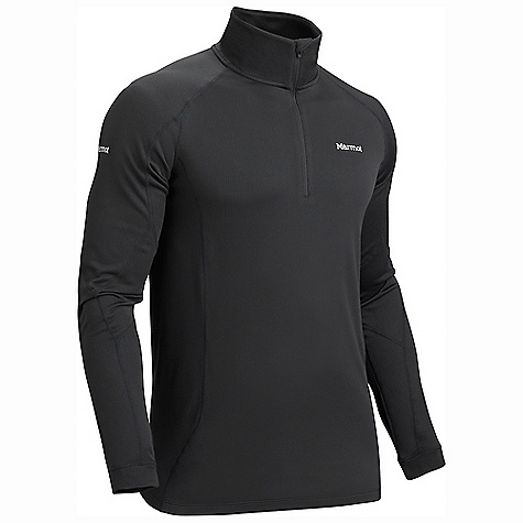 Free Shipping. Marmot Men's Midweight 1-2 Zip LS DECENT FEATURES of the Marmot Men's Midweight 1/2 Zip Long Sleeve Polartec Power Dry with Cocona Performance Technology Marmot UpCycle Product with Recycled Polyester Cocona for Natural Odor Protection Quick-Drying and Wicking Stretch for Increased range of motion Flat-Locked Seams for Added Comfort Tag-Free Neckline The SPECS Weight: 8.3 oz / 235.3 g Material: PolartecPower Dry 96% Polyester (29% Cocona), 4% Elastane Midweight 4.2 oz/yd Center Back Length: 28.5in. Fit: Athletic - $64.95