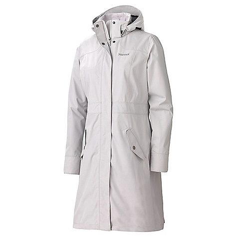 On Sale. Free Shipping. Marmot Women's Destination Novelty Jacket DECENT FEATURES of the Marmot Women's Destination Novelty Jacket Marmot MemBrain 2 Layer Waterproof/ Breathable Fabric 100% Seam Taped Zip- Off Hood Zippered Hand Pockets Snap Cuff Closure Interior Zippered Pocket Interior Airline Ticket Pocket Interior Hood Pocket DriClime Lined Collar and Chin Guard The SPECS Weight: 1 lb 8 oz / 680.4 g Material: MemBrain 10 2L 100% Polyester DobbyPlaid 5.5 oz/yd Fit: Regular - $161.99
