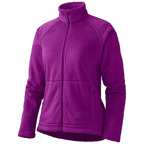 On Sale. Free Shipping. Marmot Women's Flair Jacket DECENT FEATURES of the Marmot Women's Flair Jacket 100% Polyester Plush Fleece Zippered Handwarmer Pockets Wind Flap Behind Front Zipper The SPECS Weight: 10 oz / 283.5 g Material: 100% Polyester Raschel Fleece9.5 oz/yd Fit: Regular - $66.99