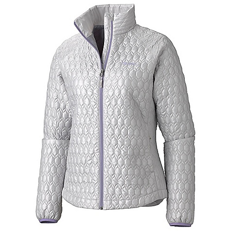 On Sale. Free Shipping. Marmot Women's Arona Jacket DECENT FEATURES of the Marmot Women's Arona Jacket Primaloft One Insulation Zippered Hand Pockets Internal Zip Pocket Elastic Bound Cuffs The SPECS Weight: 13.1 oz / 371.4 g Material: 100% Polyester Ripstop 1.5 oz/ ydFit Regular - $106.99