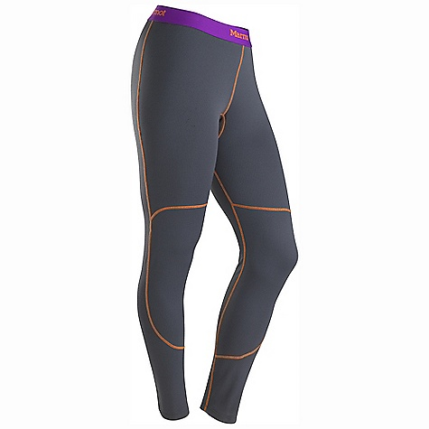 Free Shipping. Marmot Women's Midweight Bottom DECENT FEATURES of the Marmot Women's Midweight Bottom Polartec Power Dry with Cocona Performance Technology Marmot UpCycle Product with Recycled Polyester Cocona for Natural Odor Protection Quick-Drying and Wicking Stretch for Increased range of motion Flat-Locked Seams for Added Comfort Inseam Gusset Panel for Increased Mobility 30in. Inseam The SPECS Weight: 5.8 oz / 164.4 g Material: PolartecPower Dry 96% Polyester (29% Cocona), 4% Elastane Midweight 4.2 oz/yd Fit: Athletic - $49.95