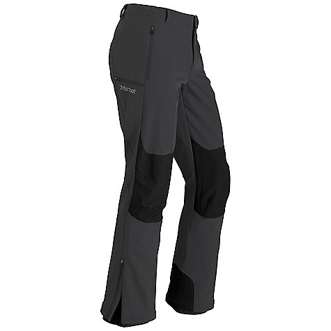 On Sale. Free Shipping. Marmot Men's Blackcomb Pant DECENT FEATURES of the Marmot Men's Blackcomb Pant Marmot M2 Softshell Windproof, Water Resistant, and Breathable Zippered Hand Pockets Zippered Side Pocket Articulated Reinforced Knees Internal Gaiters with Gripper Elastic Ankle Zippers Scuff Guard The SPECS Weight: 1 lb 2 oz / 510.3 g Fit: Athletic Softshell Bonded 85% Nylon 15% Elastane 7.0 oz/yd Softshell Double Weave: 50% Nylon, 43% Polyester, 7% Elastane 8.1 oz/yd - $128.99