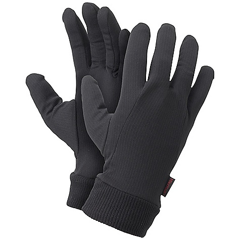 Marmot Midweight Baselayer Glove DECENT FEATURES of the Marmot Midweight Baselayer Glove Polartec Power Dry with Cocona Performance Technology 3-Dimensional Wicking Natural Antiodor Management The SPECS Weight: 0.88 oz / 24.9 g Material: PolartecPower Dry 96% Polyester (29% Cocona), 4% Elastane Midweight 4.2 oz/yd PolartecPower Dry 96% Polyester (29% Cocona), 4% Elastane Midweight 4.2 oz/yd - $24.95