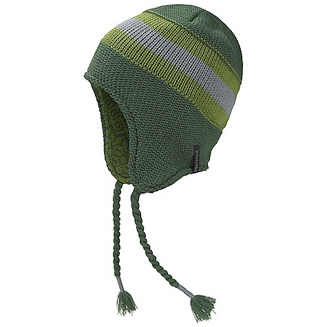 Entertainment Marmot Aster Hat DECENT FEATURES of the Marmot Aster Hat Reversible The SPECS Weight: 3.5 oz / 99.2 g 100% Acrylic - $29.95