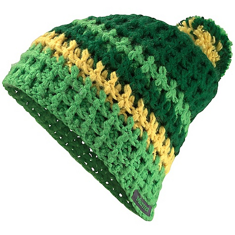 Entertainment Marmot Bar Pom Hat The SPECS Weight: 3.7 oz / 104.9 g Material: 100% Acrylic - $37.95