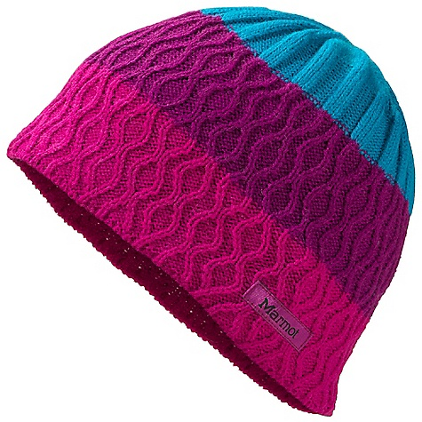 Entertainment Marmot Women's Lauren Hat The SPECS Weight: 1.4 oz / 39.7 g Material: 100% Acrylic - $31.95