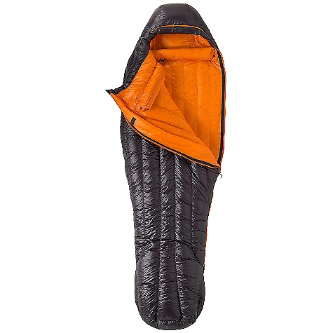 Camp and Hike Free Shipping. Marmot Plasma 0 Sleeping Bag DECENT FEATURES of the Marmot Plasma 0 Sleeping Bag Certified 900+ Fill Power Goose Down EN Tested Insotect Flow Vertical Baffle System Reduces Weight and Transfers Heat from the Core of Your Body to Your Extremities Designed to Increase Thermal Value Without Adding Weight Ultralight and Durable 10 Denier Pertex Quantum Fabric Wrap Around Foot Box Construction Incorporates Flow Design with Marmot's Classic Trapezoid Shape Full Length Zipper Insulated Draft Tube Hood Draw Cord Insulated Collar with Easy Access Cord Velcro-free Face Muff Two Way Zipper Sliders Two Hang Loops Zipper Garage The SPECS Temperature Rating: 0deg F / -18deg C EN Tested Lower Limit: 3.2deg F / -16deg C Fill: 900+ Fill Power Goose Down Zip Option: Left Zip Insulation: 900+ Fill Power Goose Down Lining: 100% Nylon 10d Micro Ripstop DWR 0.8 oz/yd 100% Nylon 10d Micro Ripstop DWR 0.8 oz/yd The SPECS for Regular Weight: 2 lbs 7 oz / 1126 g Length: 6'0in. The SPECS for Long Weight: 2 lbs 9 oz / 1162 g - $628.95