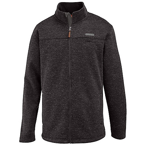 Free Shipping. Merrell Men's Montrose Cardigan DECENT FEATURES of the Merrell Men's Montrose Cardigan Dual hand warmer pockets Metaluxe zipper The SPECS Center Back Length: 30in. Walnut Wool Thermal Soft-shell 45% Polyester, 44% Acrylic, 6% Nylon, 5% Wool (soft-shell) 100% Polyester (fleece lining) - $128.95