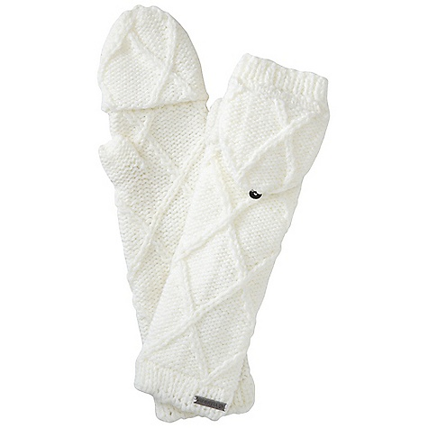 Merrell Women's Chesham Convertible Mitten DECENT FEATURES of the Merrell Women's Chesham Convertible Mitten Rib knit cuff Diamond knit pattern The SPECS 100% Acrylic - $44.95