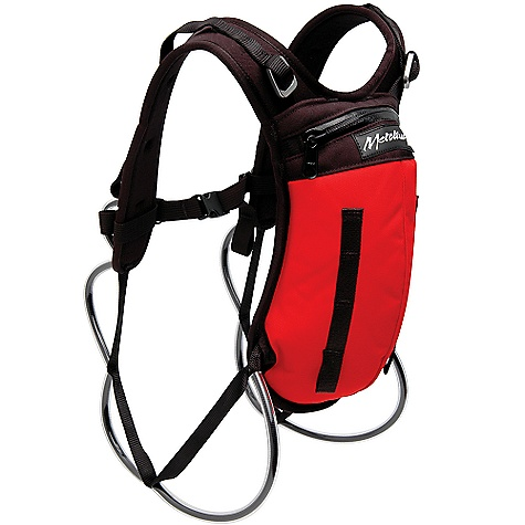 Climbing Metolius Big Wall Gear Sling Multi-Loop FEATURES of the Metolius Big Wall Gear Sling Multi-Loop Multi-loop version of the Big Wall Gear Sling allows for more organization of gear Gear Slings are nonstructural and for gear racking only - $48.95