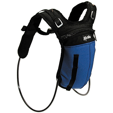 Climbing The Big Wall Gear Sling by Metolius. Nothing's worse than a 30lb. pin rack and a cheesy gear sling to hang it on. Our double-sided, super-beefy Big Wall Gear Sling is ergonomically cut to evenly spread the load of all that iron! Its hearty, 1050d Ballistics outer fabric is laminated with firm, die-cut gel foam and soft, non-absorbent Conlure lining. Back pad has a storage pouch for hydration system or spAre gear and clothing. Choose from either our standard gear loop configuration or our innovative multi-loop version. Features of the Metolius Big Wall Gear Sling Double-sided big-wall gear sling with insulated storage compartment for hydration system or gear Ergonomic, laminated, die-cut pad with Ballistics outer and soft, nonabsorbent fleece lining Fully adjustable via custom aluminum buckles Height adjustable sternum strap External daisy chains on storage pocket for additional carrying capacity Daisy-style speed loops for quick access to frequently used Items Top-of-shoulder clip-in points for hanging the rack at belays Not intended for use as a chest harness Gear Slings Are nonstructural and for gear racking only - $35.96
