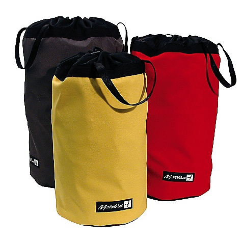 Climbing Metolius Big Wall Stuff Sack FEATURES of the Metolius Big Wall Stuff Sack Heavy-duty stuff sacks for organizing gear inside your haul bag Durable 600d polyester outer body Dual, bar tacked, webbing clip-in points/handles Super handy for gear organization or storage; they also make great, all-purpose tote bags - $19.95