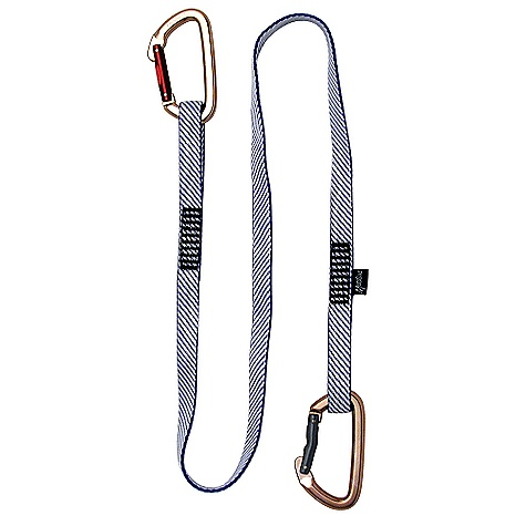 Climbing Metolius Rabbit Runner Sling FEATURES of the Metolius Rabbit Runner Sling An extremely versatile runner Full-strength even in single strand configuration A must for alpine and ice climbers Made from (3/4in. / 19 mm) Metolius Power Webbing Carabiners not included - $15.95